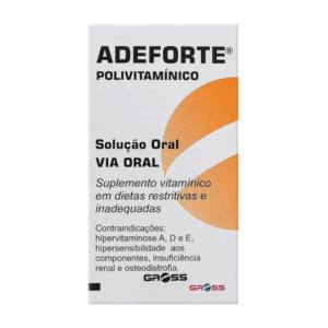 adeforte suplemento vitaminico 3ml