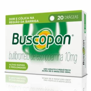 Buscopan c/20Drageas