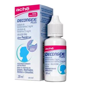 Decongex Plus GTS 20ML