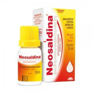 Neosaldina Gts 15ML