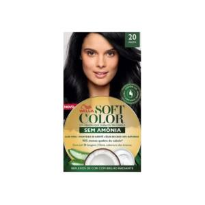 Coloracao Soft Color 20 Preto