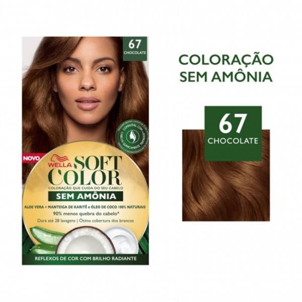 Coloracao Soft Color 67 Chocolate