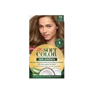 TINTURA SOFT COLOR 70 LOURO NATURAL