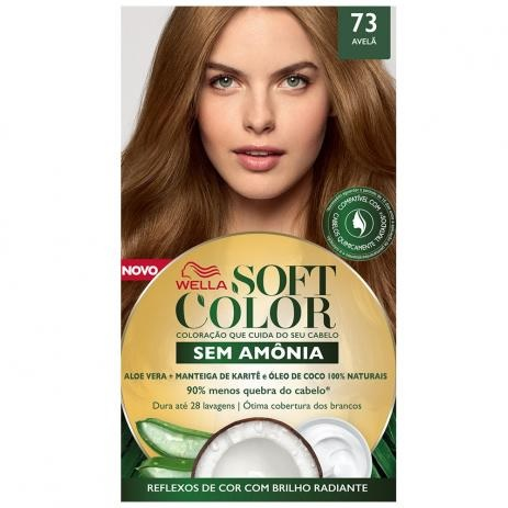 Coloracao Soft Color 73 Louro Avela