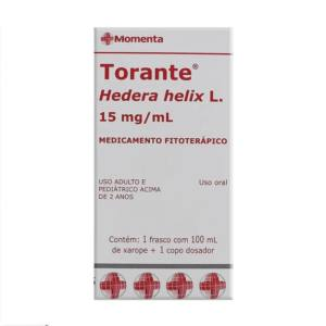 Torante 15MG/ML FR 100ML