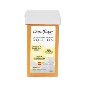Cera Depilflax Roll'on 100g