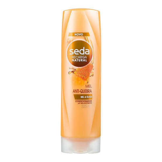 Condicionador Seda Mel Anti-quebra 325ML