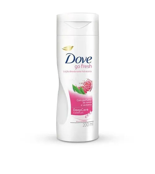 Hidratante Dove Gofresh Roma 200ML